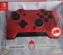 Nintendo Switch faceoff deluxe controller audio camo red