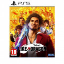 PS5 Yakuza: Like a Dragon