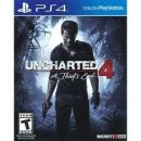 Uncharted 4 PS4 SonyPlaystation 4