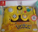Nintendo Switch wired smash pad pro pikachu