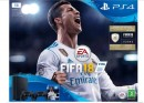 PS4 Slim 1TB FIFA 18+DualShock PS4 Bundle