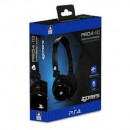 PS4 Stereo Gaming Headset Pro4-40 Black