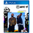 PS4 UFC 4 Sony Playstation EA sports