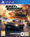 PS4 Fast & Furios Crossroads Play Station