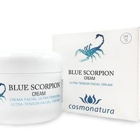 Crema de fata, cosmonatura, ultraextensoare cu venin de scorpion albastru 100 ml - in limita stocului disponibil