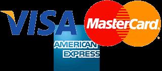 Visa,Master.American Expres