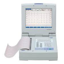 Fokuda FX-7542 EKG stres test,12. kanalni aparat