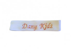 Fasa trusou botez Dany Kids, numele bebelusului brodat