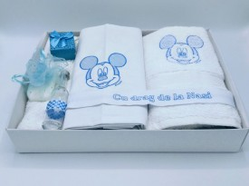 Trusou Mickey, culoare bleu