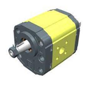 Pompa hidraulica cu roti dintate Vivolo X2P5721FSRA