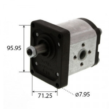 Pompa hidraulica TFP200/8.5 S