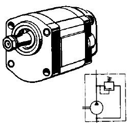 Pompa Hidraulica 0510 415 324