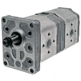 Pompa hidraulica dubla SKW2NN/019R-SNP2NN/011R