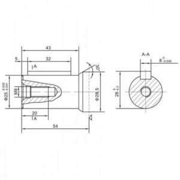 Hidromotor/ Motor hidraulic OMR 80 Danfoss