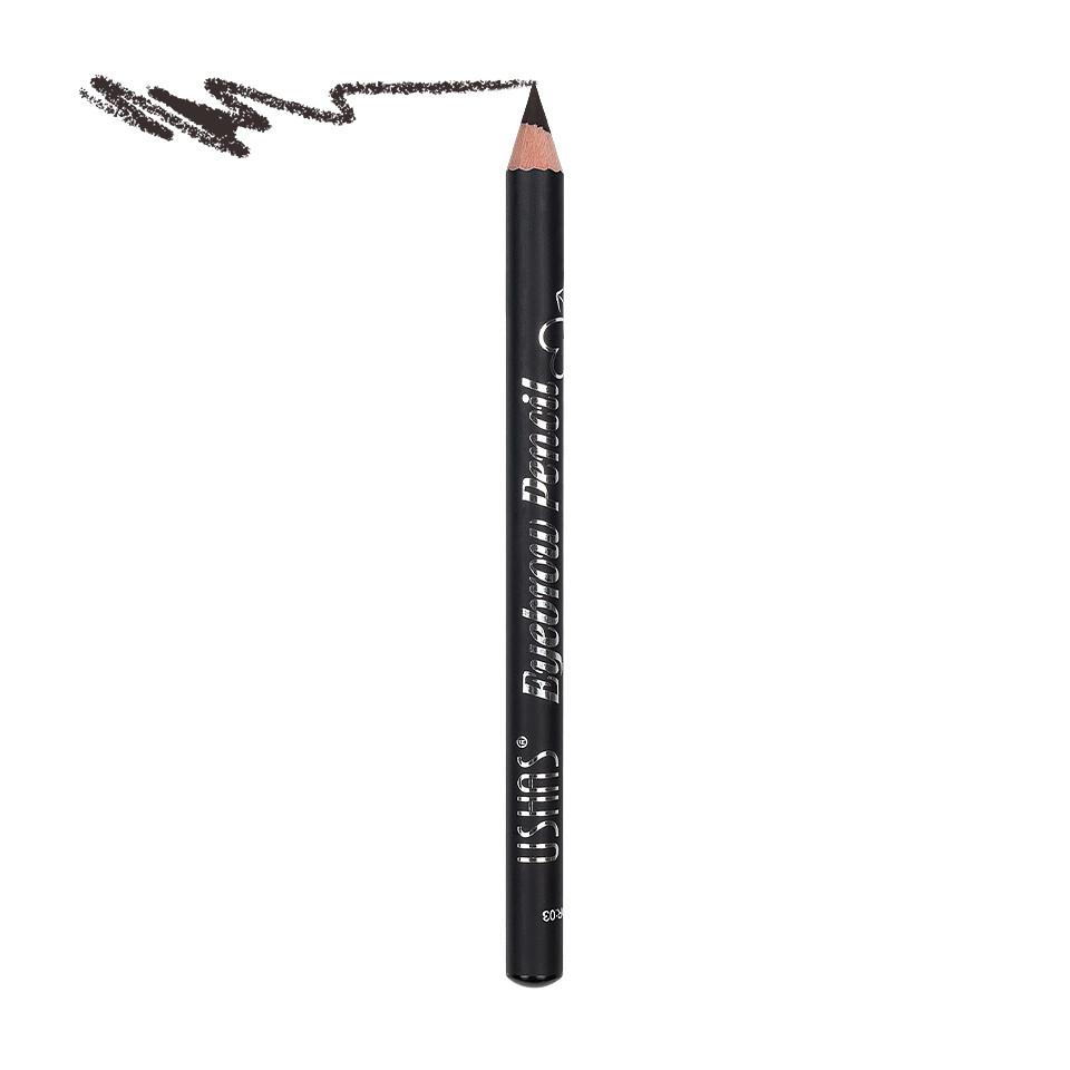 Creion Sprancene cu perie Ushas #03 pensulemachiaj.ro