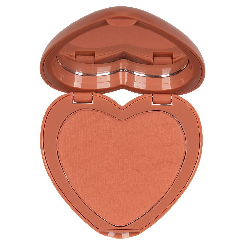 Fard de obraz cu oglinda Sweet Heart Kiss Beauty #01 poza