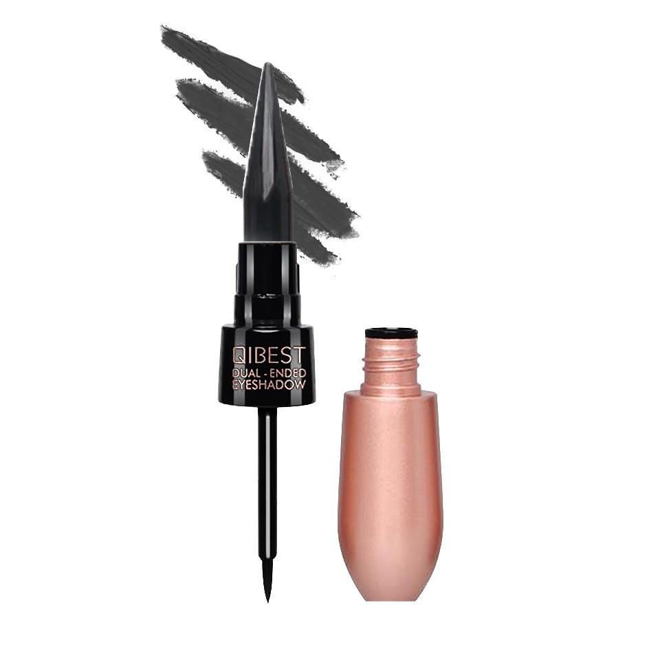 Fard Pleoape cremos 2 in 1 cu Eyeliner inclus Black Diamond #08 imagine produs