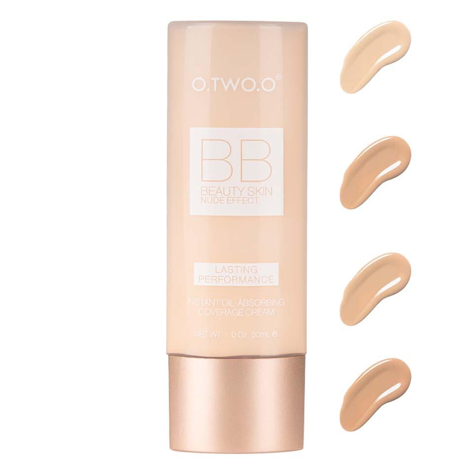Fond de Ten tip BB Cream O.TWO.O - 4 nuante, 30 ml