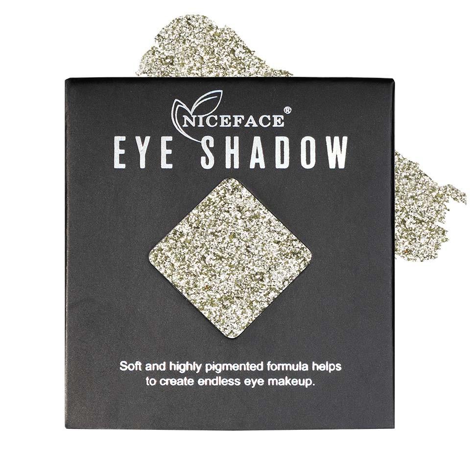 Sclipici ochi pulbere compacta NiceFace Precious Glam #44 poza