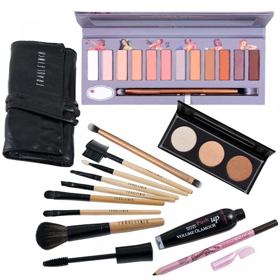 Set Machiaj Makeup Wonderland + CADOURI poza