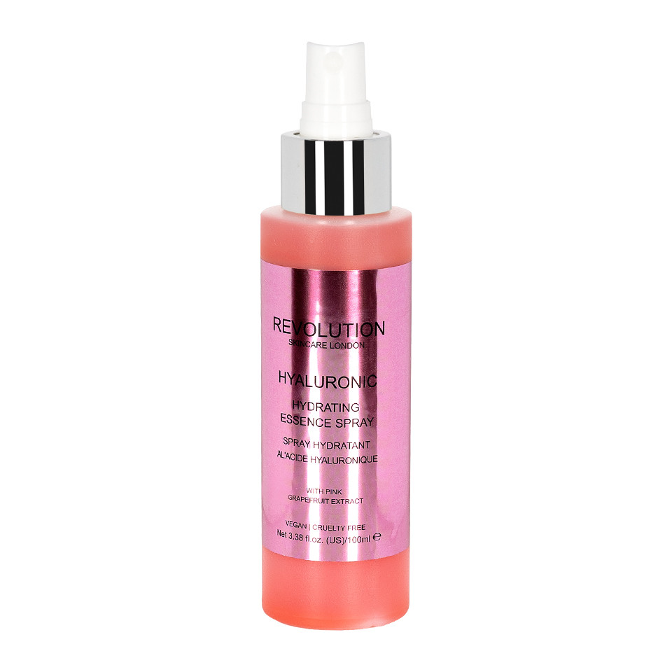 Spray Hidratant Inainte de Machiaj MakeUp Revolution Hyaluronic Essence, 100ml imagine