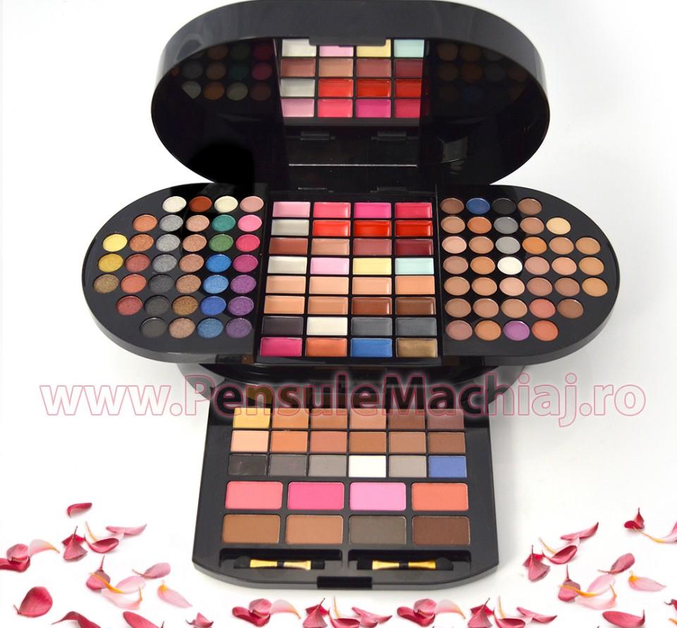 Trusa Machiaj Multifunctionala 130 Culori Miss Rose
