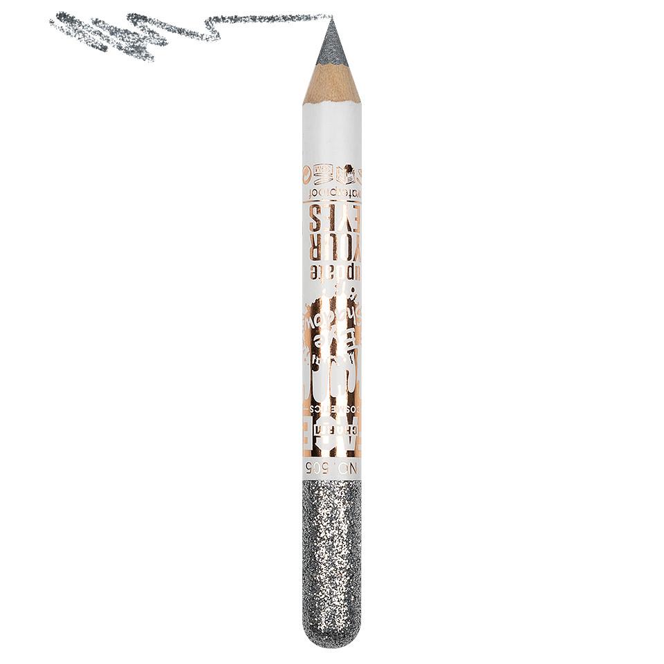 Creion Contur Ochi Colorat cu Sclipici, Waterproof #505 pensulemachiaj.ro