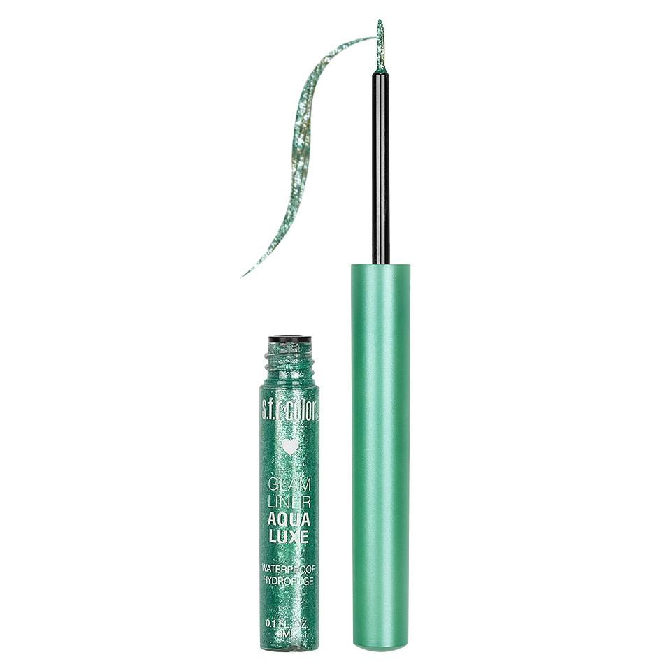 Eyeliner Colorat cu Sclipici S.F.R. Color Glam Waterproof #03 pensulemachiaj.ro