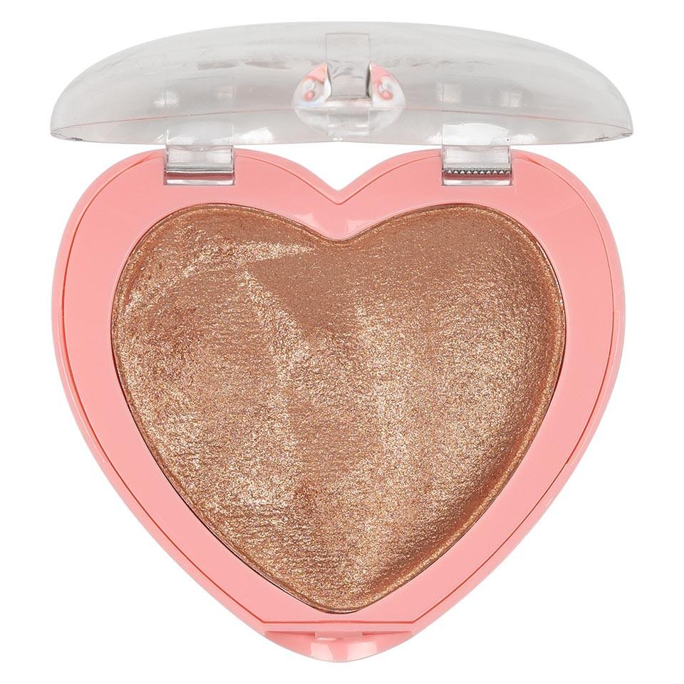Iluminator pudra Kiss beauty Be Pretty Baked #02 pensulemachiaj.ro