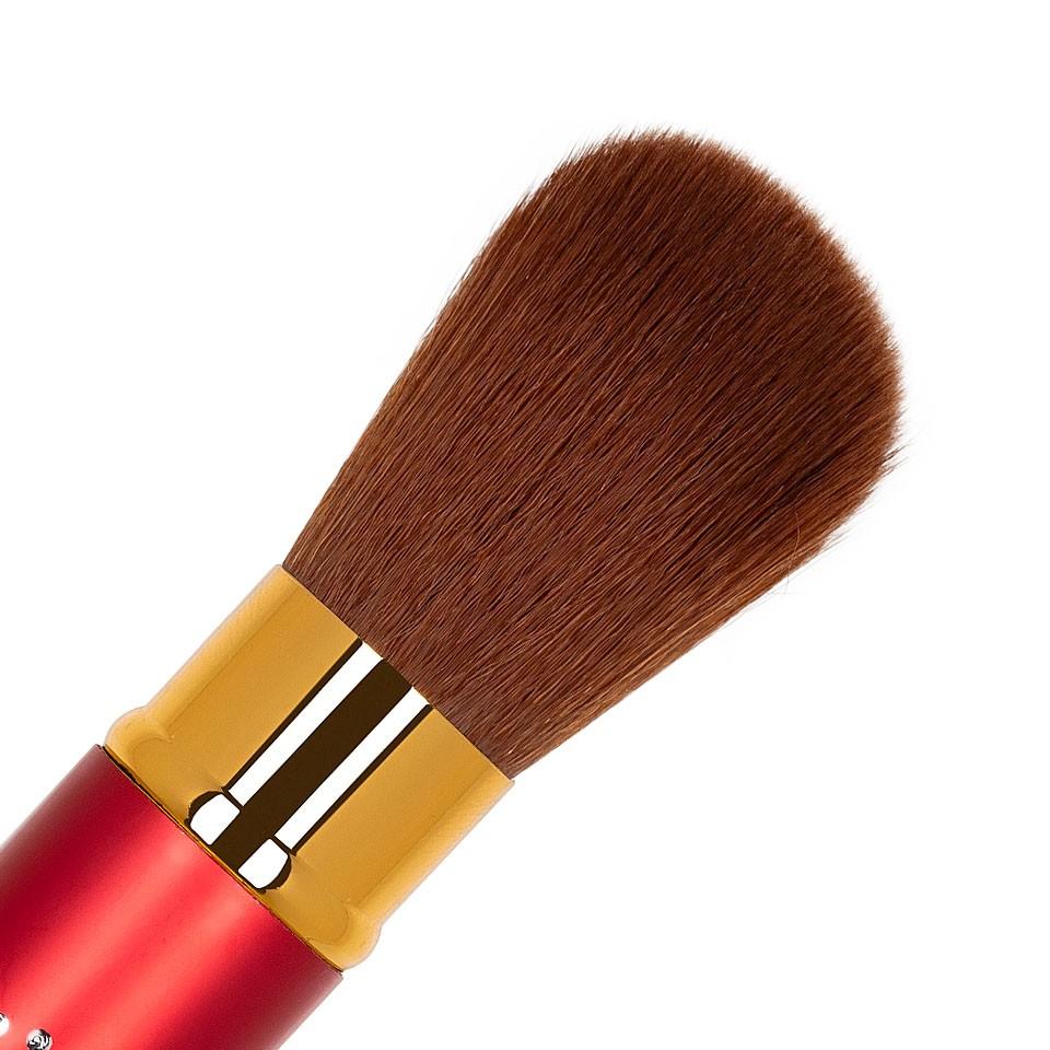 Pensula Machiaj Luxury Powder Brush Silk - model la alegere imagine produs