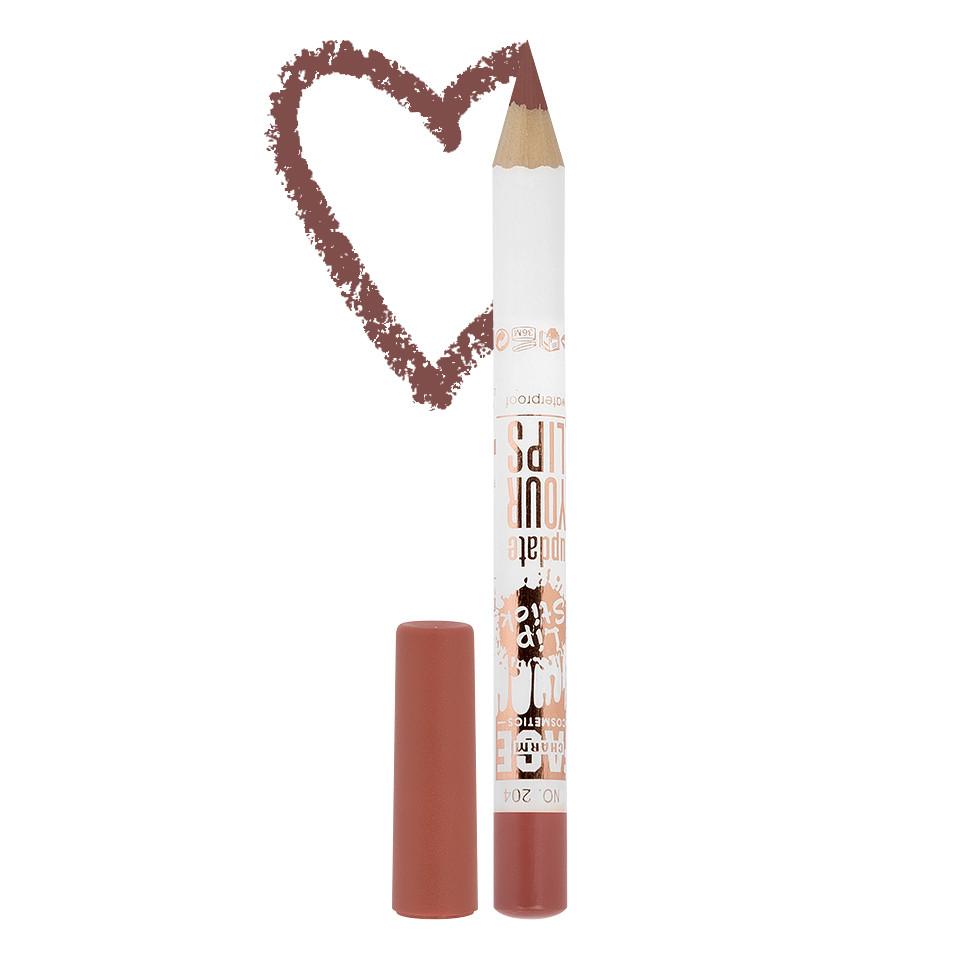 Ruj Creion Face Charm Cosmetics #204 pensulemachiaj.ro