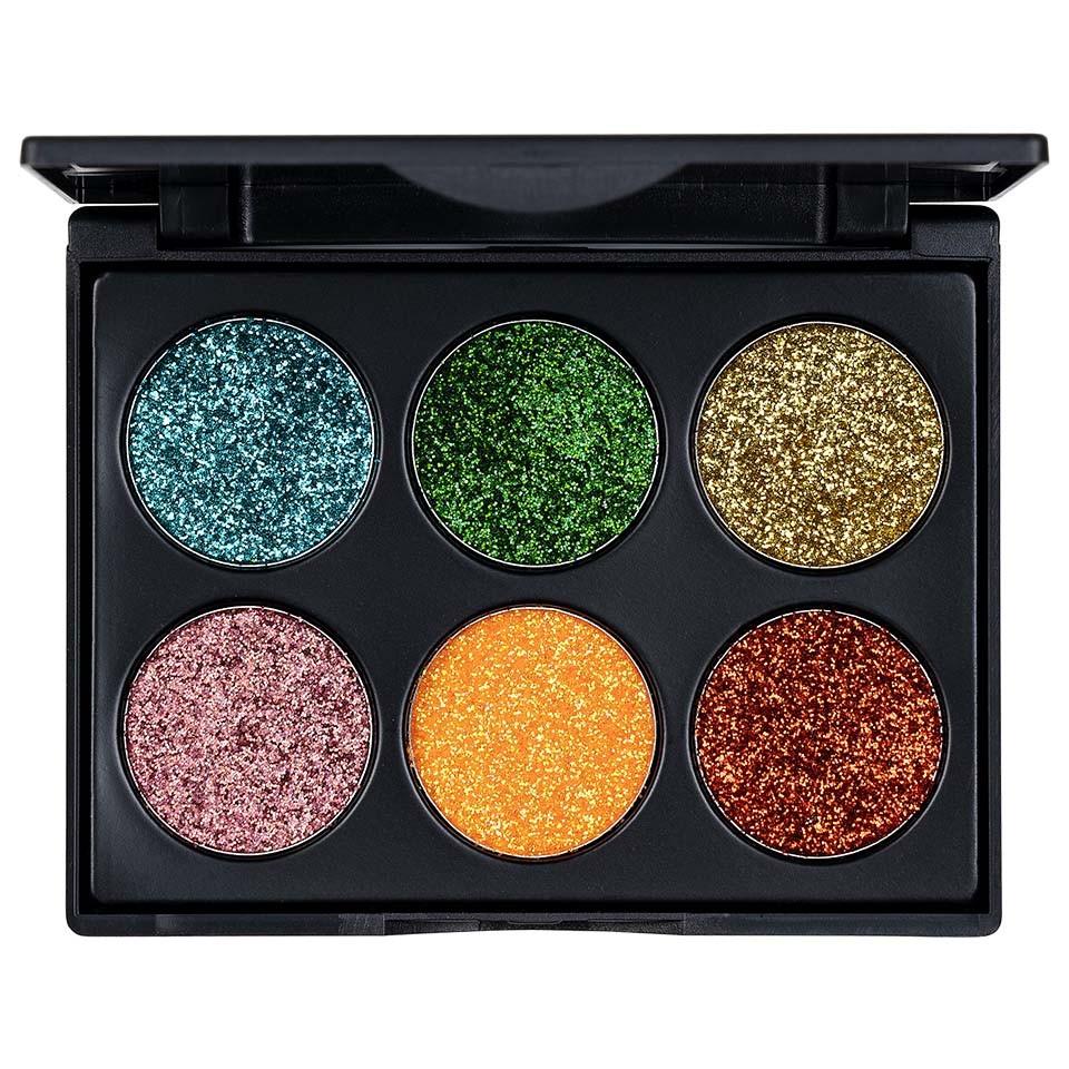 Trusa Glitter Ochi Sensational Colours poza