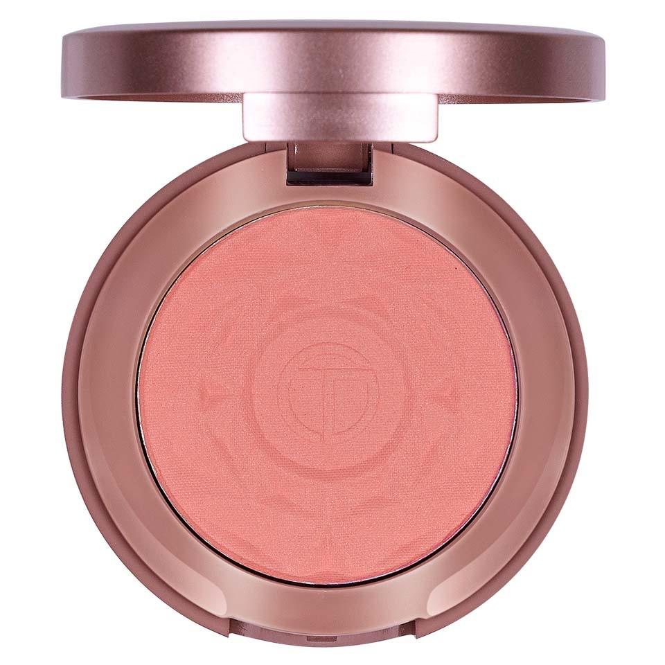 Blush cu aplicator O.TWO.O Pink Lover #03 pensulemachiaj.ro
