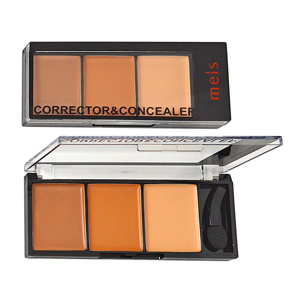 Corector, Anticearcan, Concealer Meis 3 culori 04 - Scarlet Organza imagine