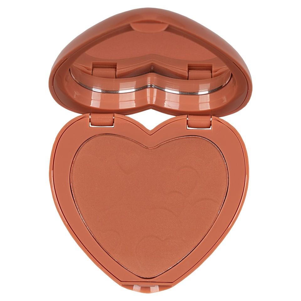 Fard de obraz cu oglinda Sweet Heart Kiss Beauty #02 pensulemachiaj.ro