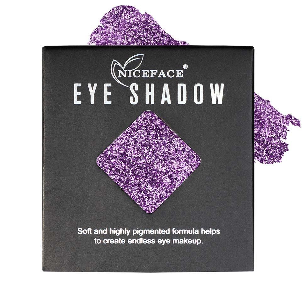 Sclipici ochi pulbere compacta NiceFace Precious Glam #30 poza