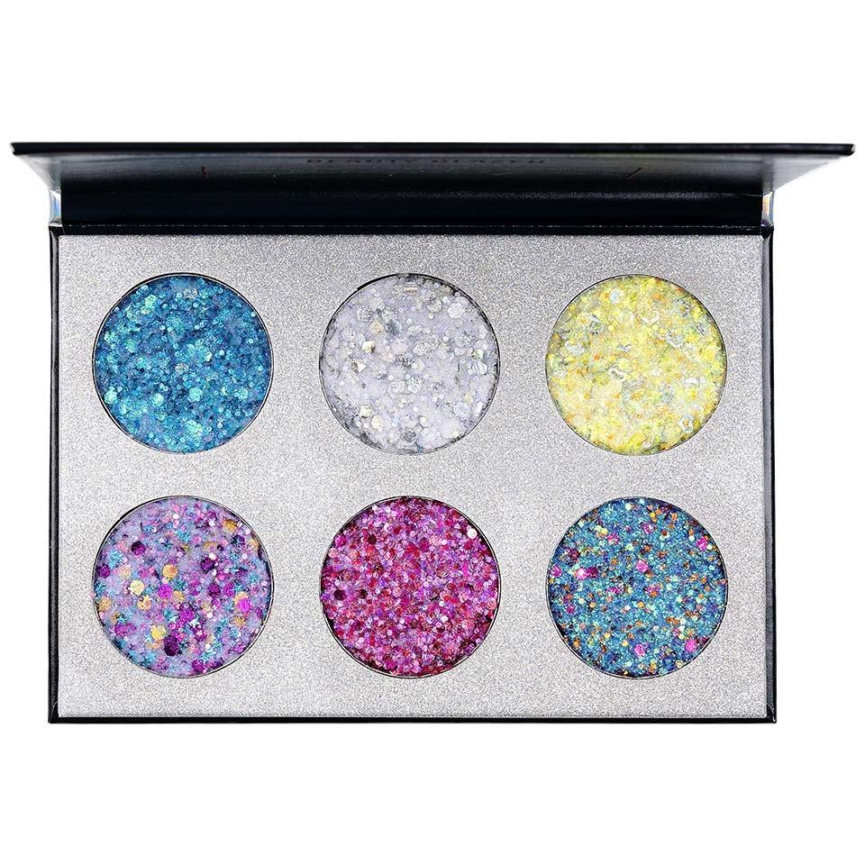Trusa Glitter Ochi Beauty Glazed Bar Cupcakes poza