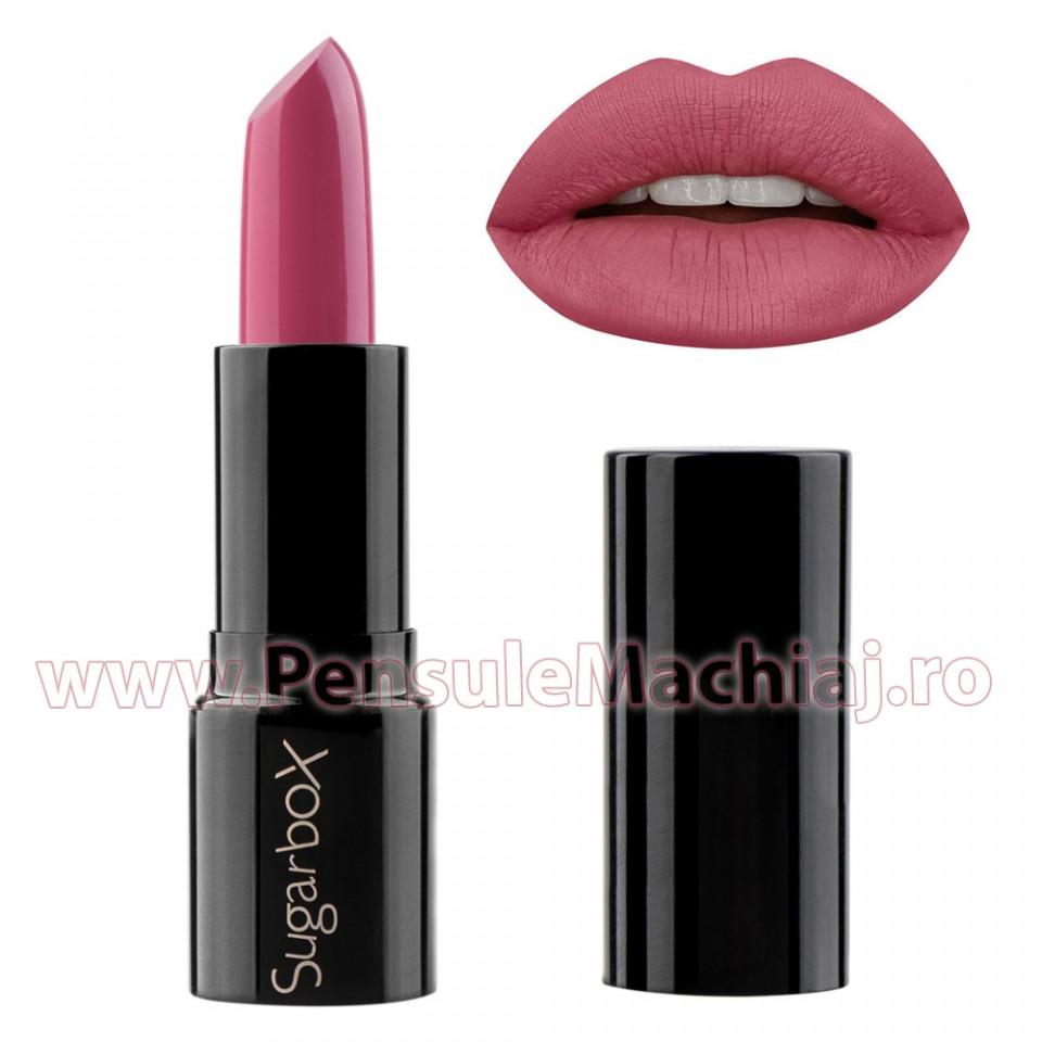 Ruj Hidratant - Sugar Box Sweet Lip Stick - Fancy Lips #03