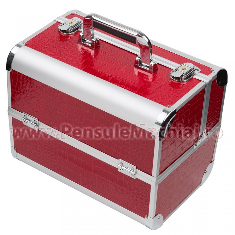 Geanta Produse Cosmetice Din Aluminium Ready Pro