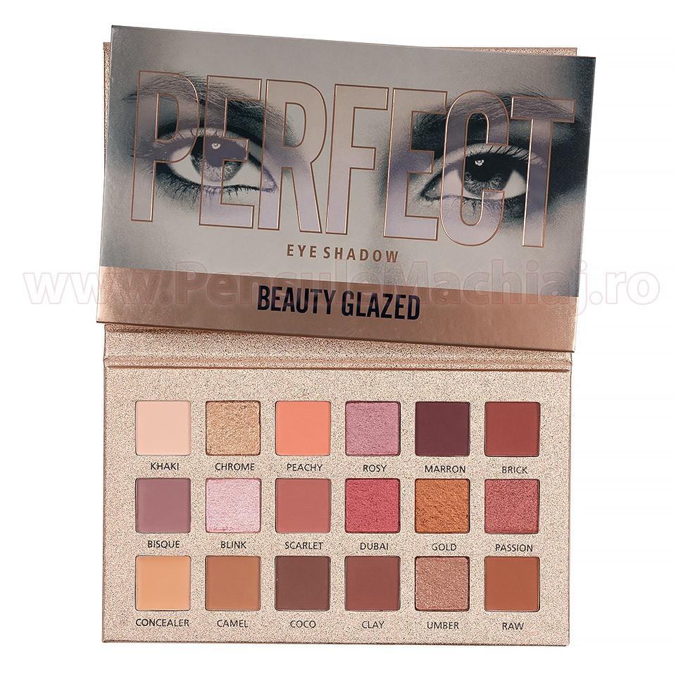 Trusa Farduri Beauty Glazed Perfect Mix