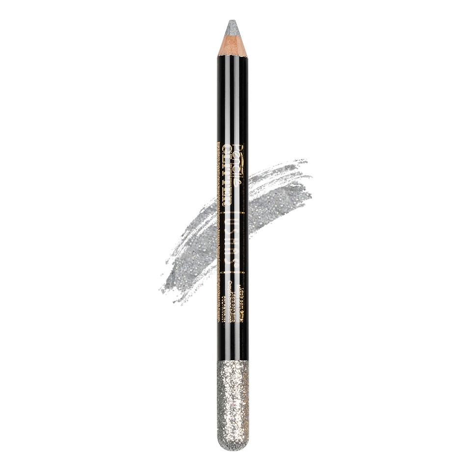 Creion Colorat Contur Ochi cu Sclipici, Ushas Glittery Precious #07 imagine