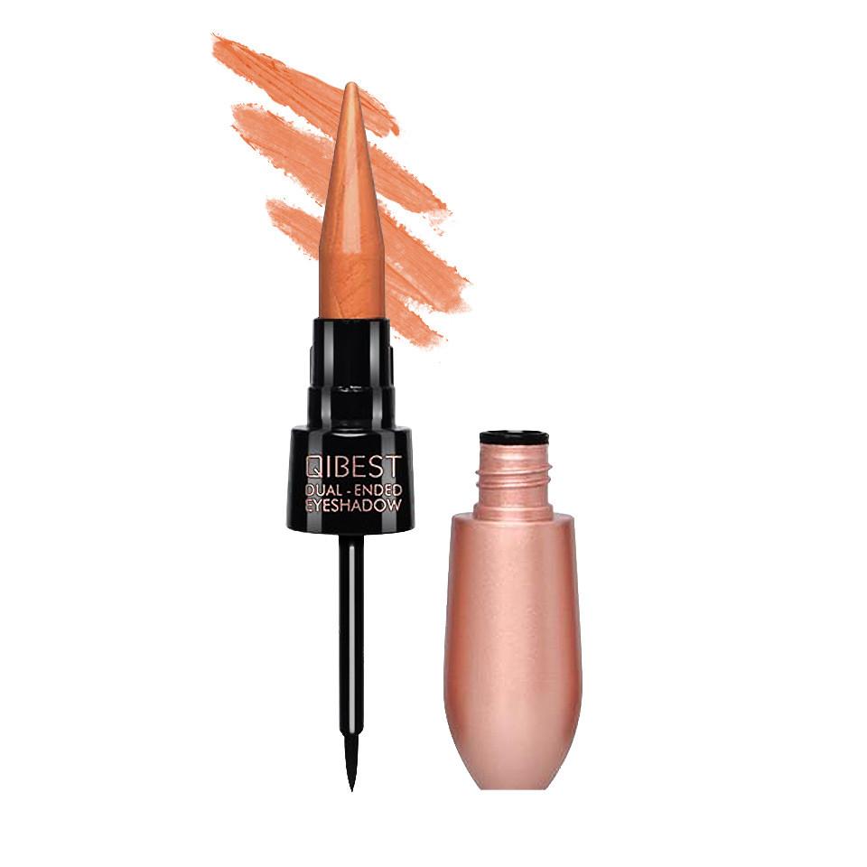 Fard Pleoape cremos 2 in 1 cu Eyeliner inclus Orange Sparkle #09 imagine produs