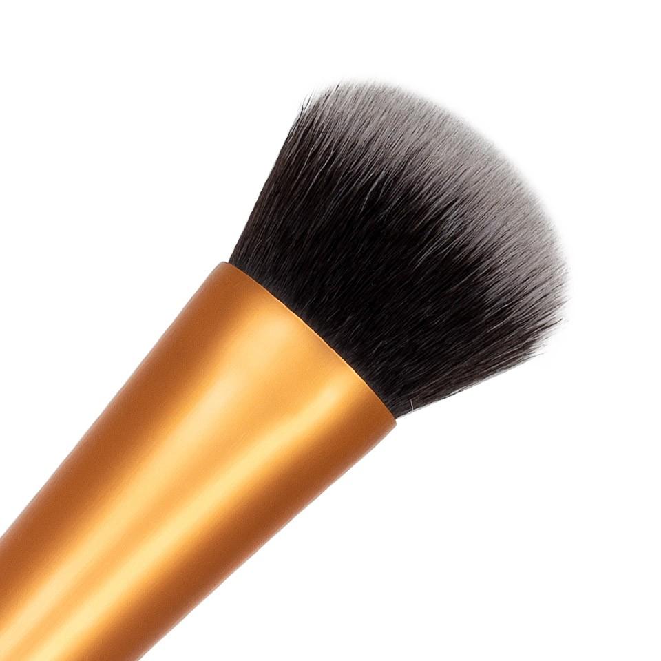 Pensula Machiaj Professional Gold Brush imagine produs
