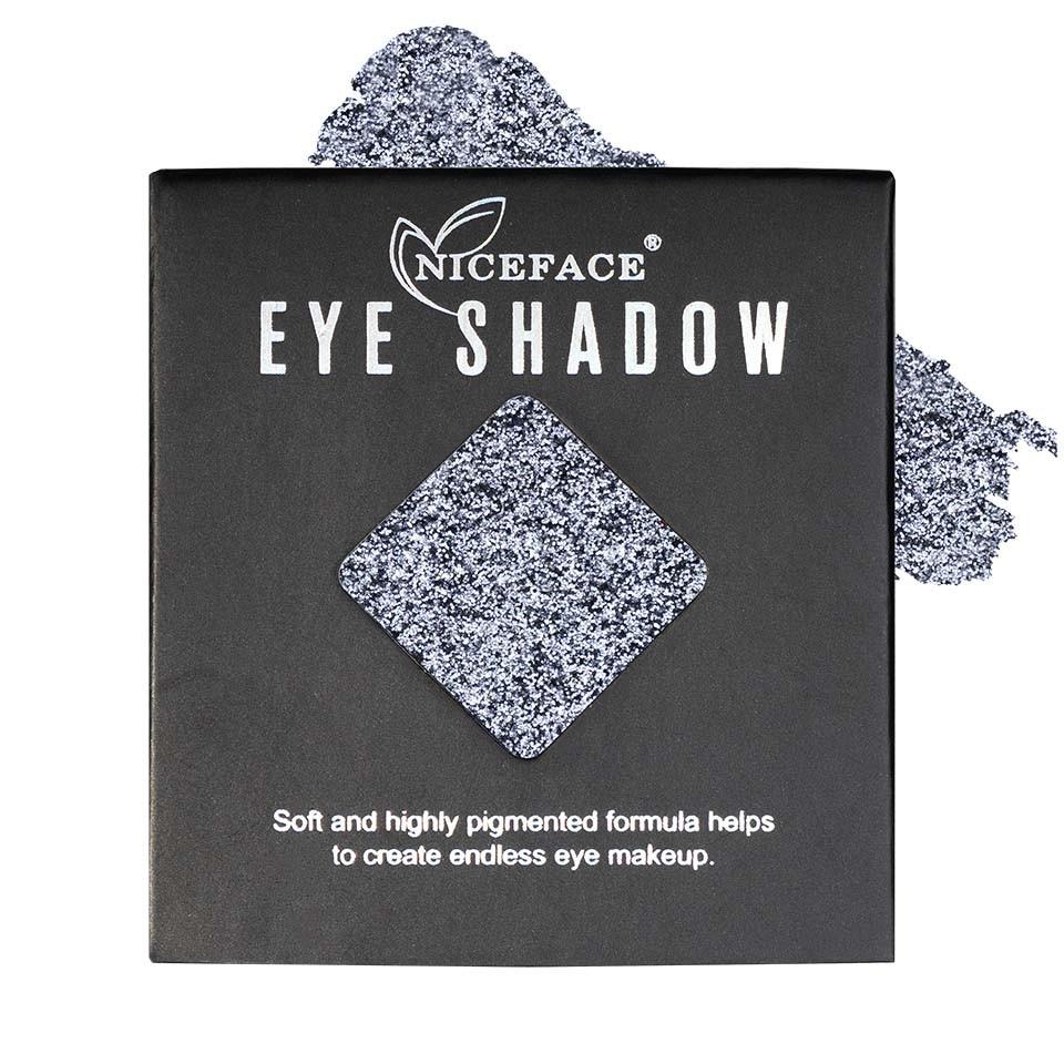 Sclipici ochi pulbere compacta NiceFace Precious Glam #36 poza