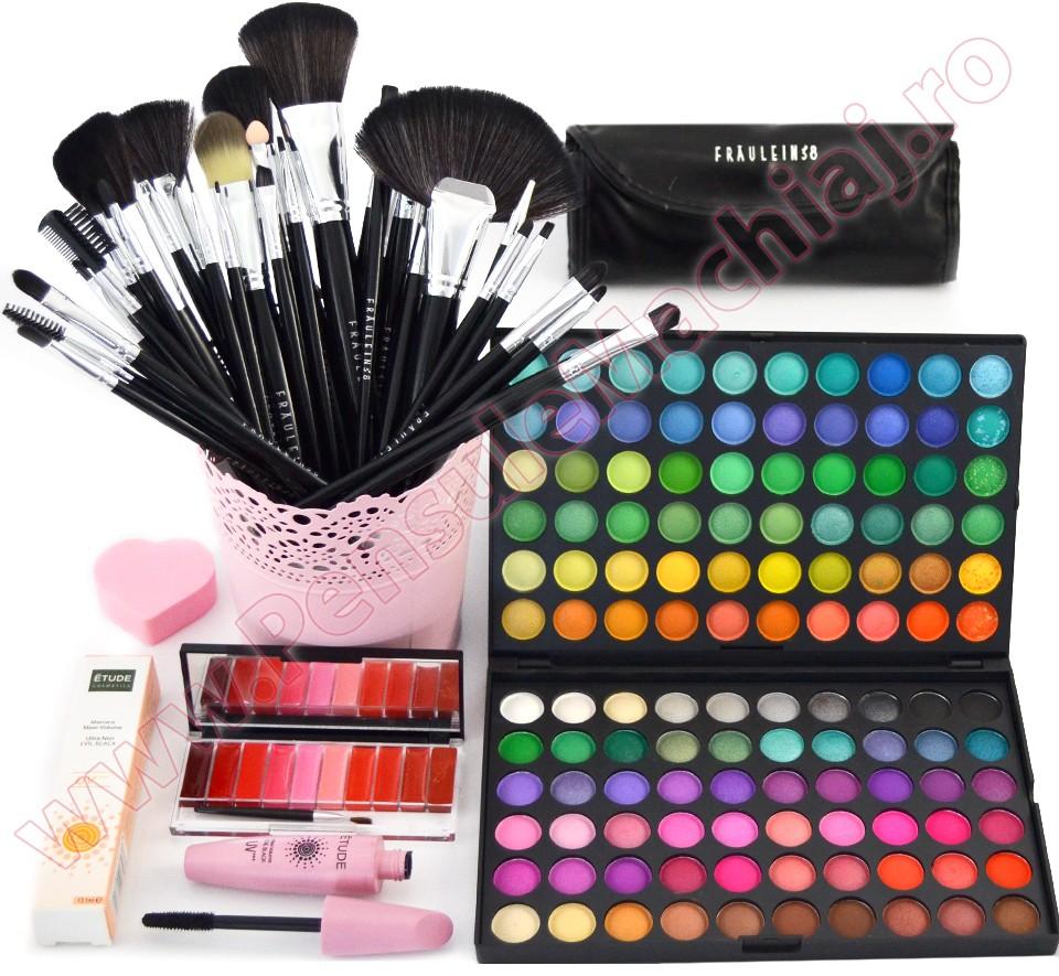 Set de Machiaj Fraulein38 Joyful Make-up + CADOURI
