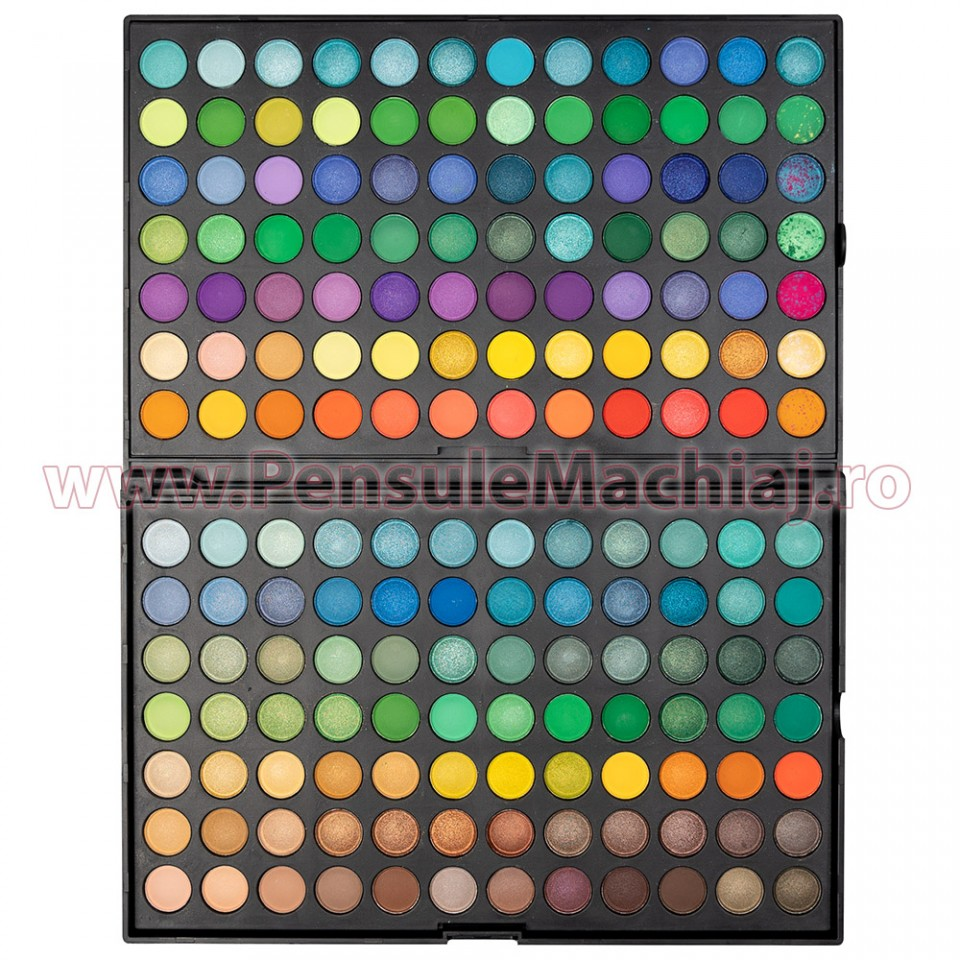 Trusa Machiaj 168 culori Fraulein38 Lollipop