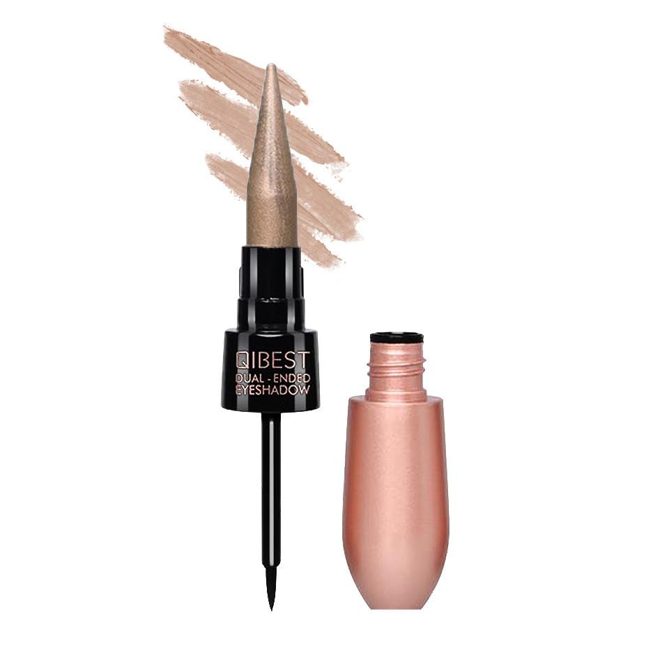 Fard Pleoape cremos 2 in 1 cu Eyeliner inclus Golden Bronze #06 imagine produs