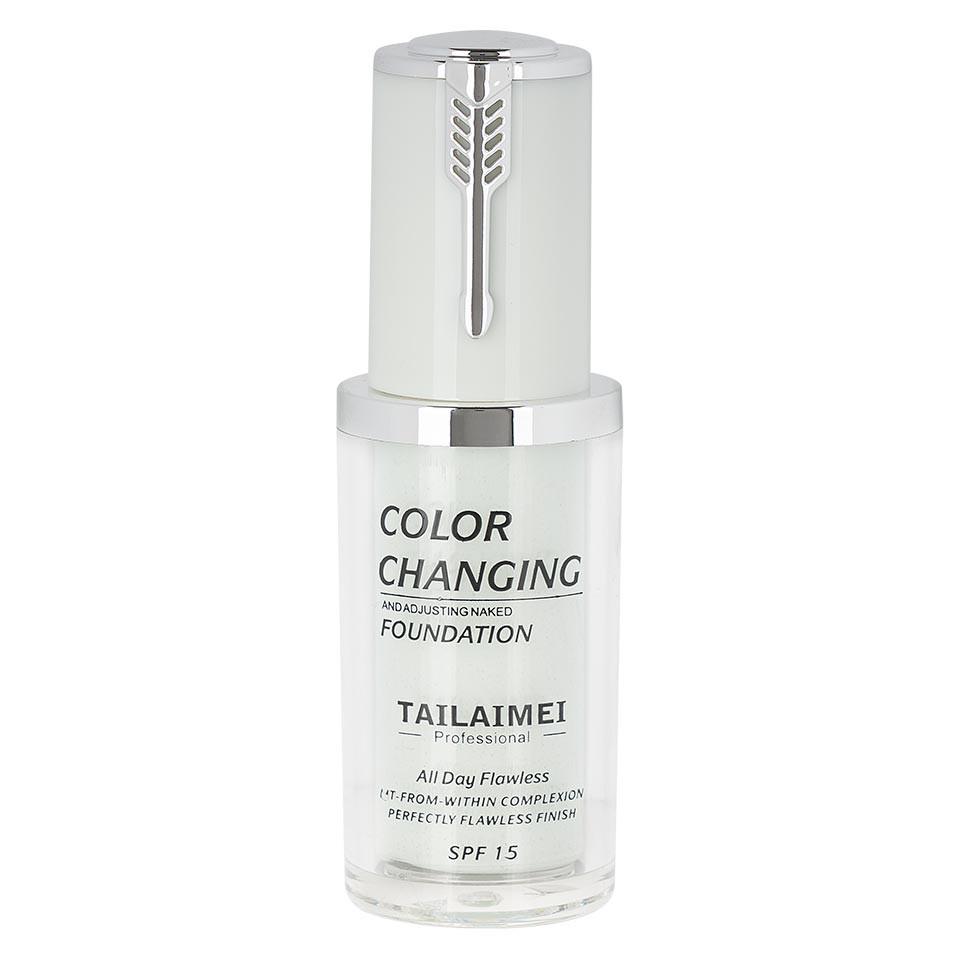Fond de Ten TLM Waterproof Color Changing SPF 15, Green 40ml