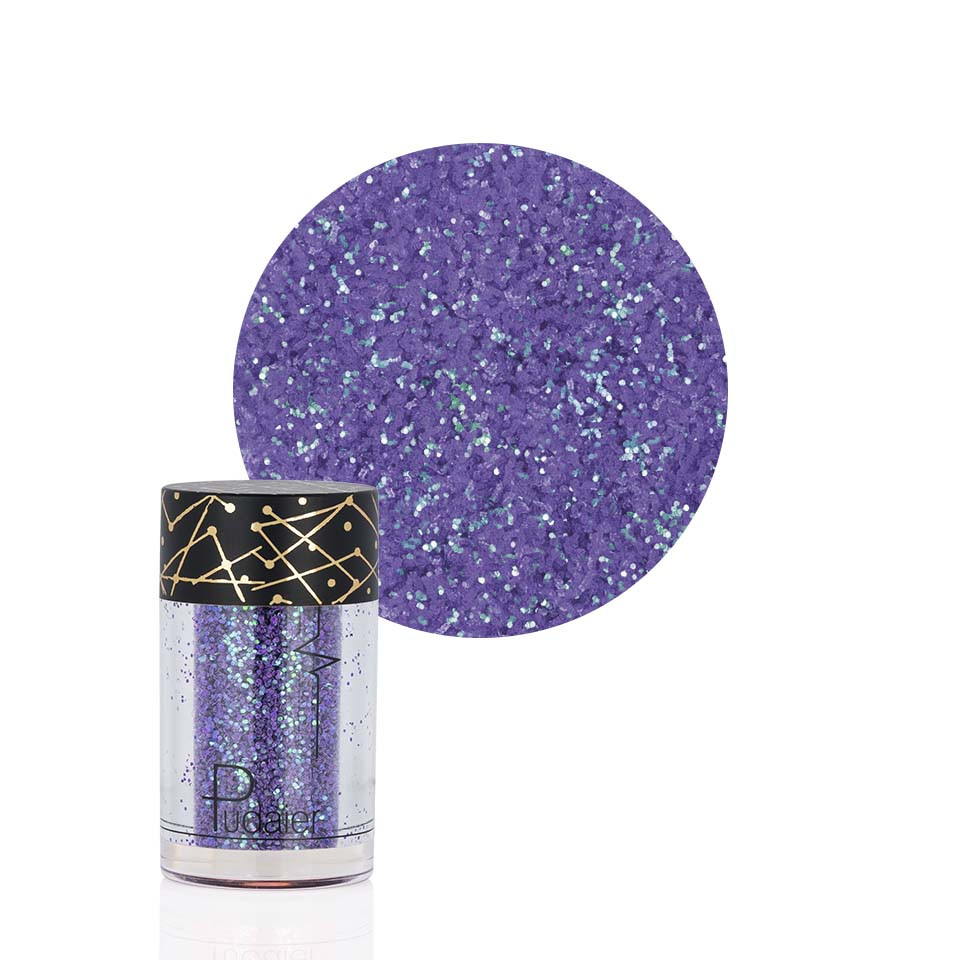 Glitter ochi Pudaier Glamorous Diamonds #28 pensulemachiaj.ro