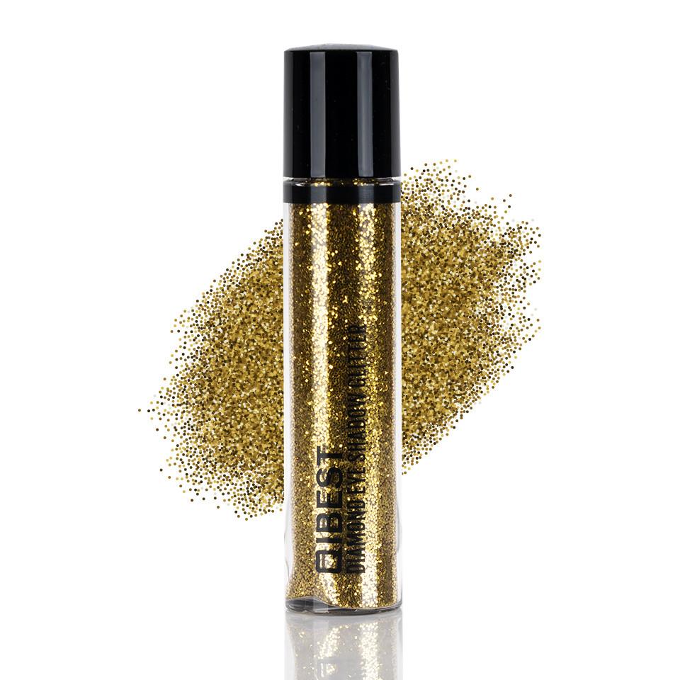 Glitter Pulbere Ochi si Buze Diamond Glitter #10 Gold Fairy pensulemachiaj.ro